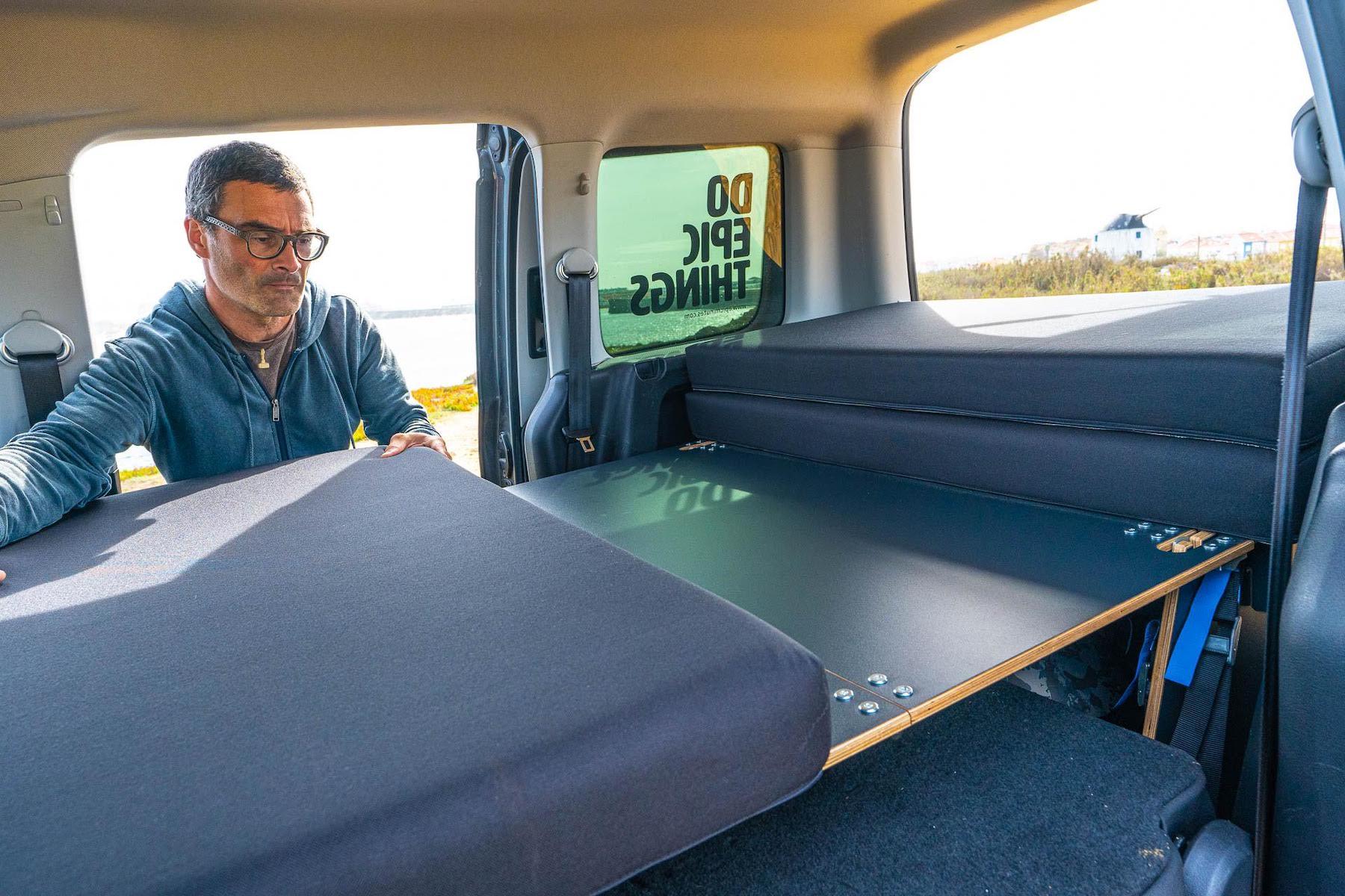 KAUAI-Camper VW Caddy HDK Duo