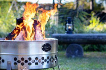 Tyropit Feuerschale von Feuerhand.