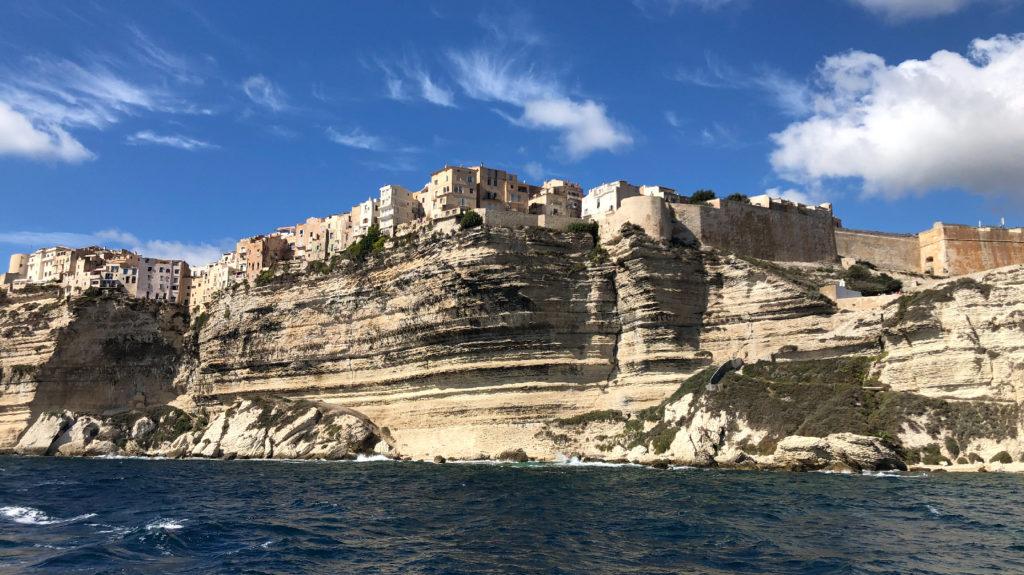 Es gibt viel fürs Auge zu sehen auf Korsika, der Schönen.
