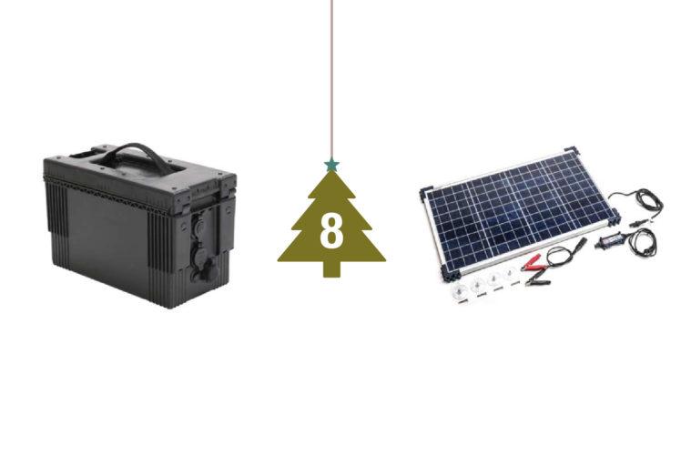 Nakatanenga Akkubox mobilder Akku Zweitbatterie