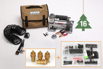 Offroad-Pakete von Nakatanenga mit VIAIR-Kompressor