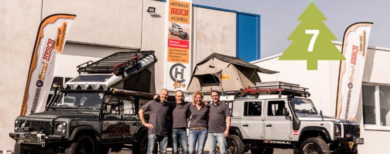 Offroad-Hesch neues Team
