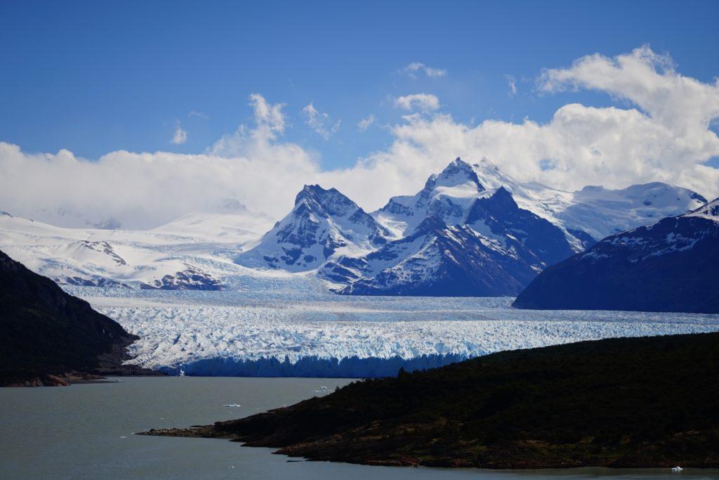 Gletscher Perito Moreno.