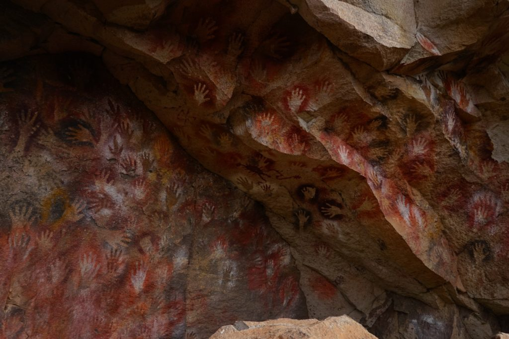 Cueva de las Manos.