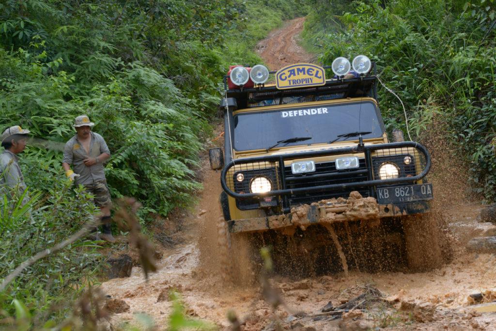 Im Schlaraffenland des Offroad-Fahrens - Sumatra.