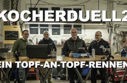 Camping-Kocher-Duell - Ein weihnachtliches Topf-an-Topf-Rennen - 4x4PASSION #209