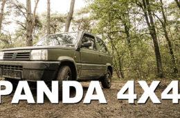 Fiat Panda 4x4 - Der geht was! - 4x4PASSION #214