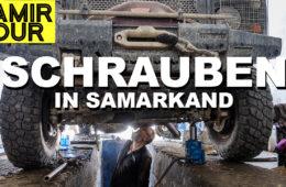 Land Rover Defender Kupplung tauschen in Samarkand - 4x4PASSION #207