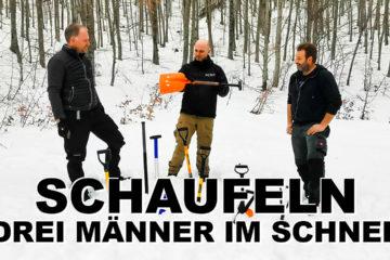 Schnee-Schaufeln für Offroader - 4x4PASSION #215