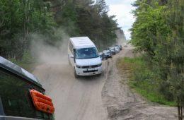 6. Seikel Offroad-Festival für Volkswagen 4MOTION Transporter