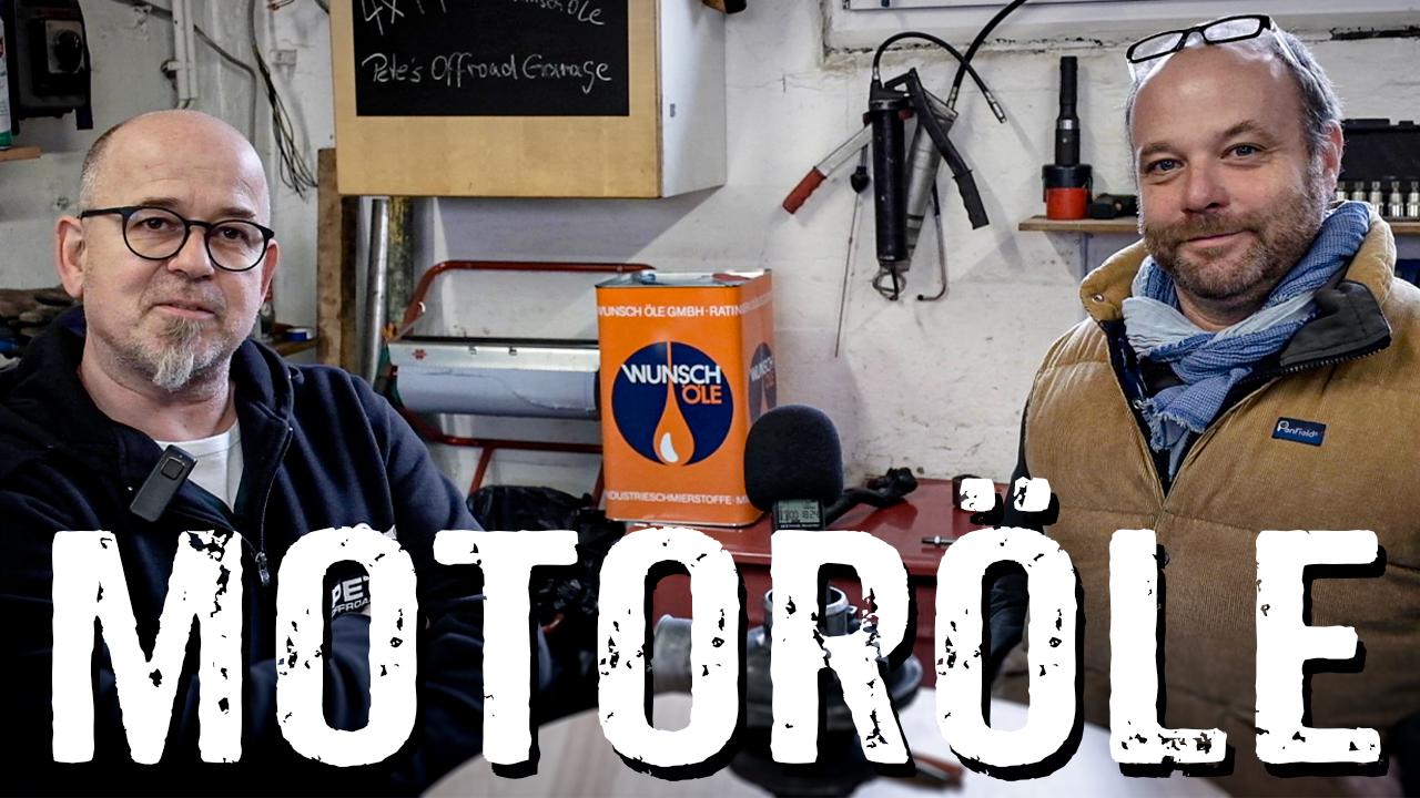 Peter und die Motoröle - 4x4PASSION #221