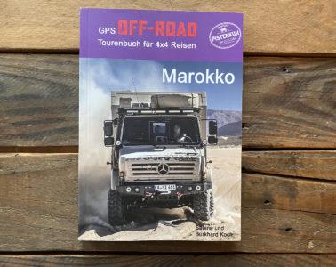 Marokko-Tourenbuch der Pistenkuh