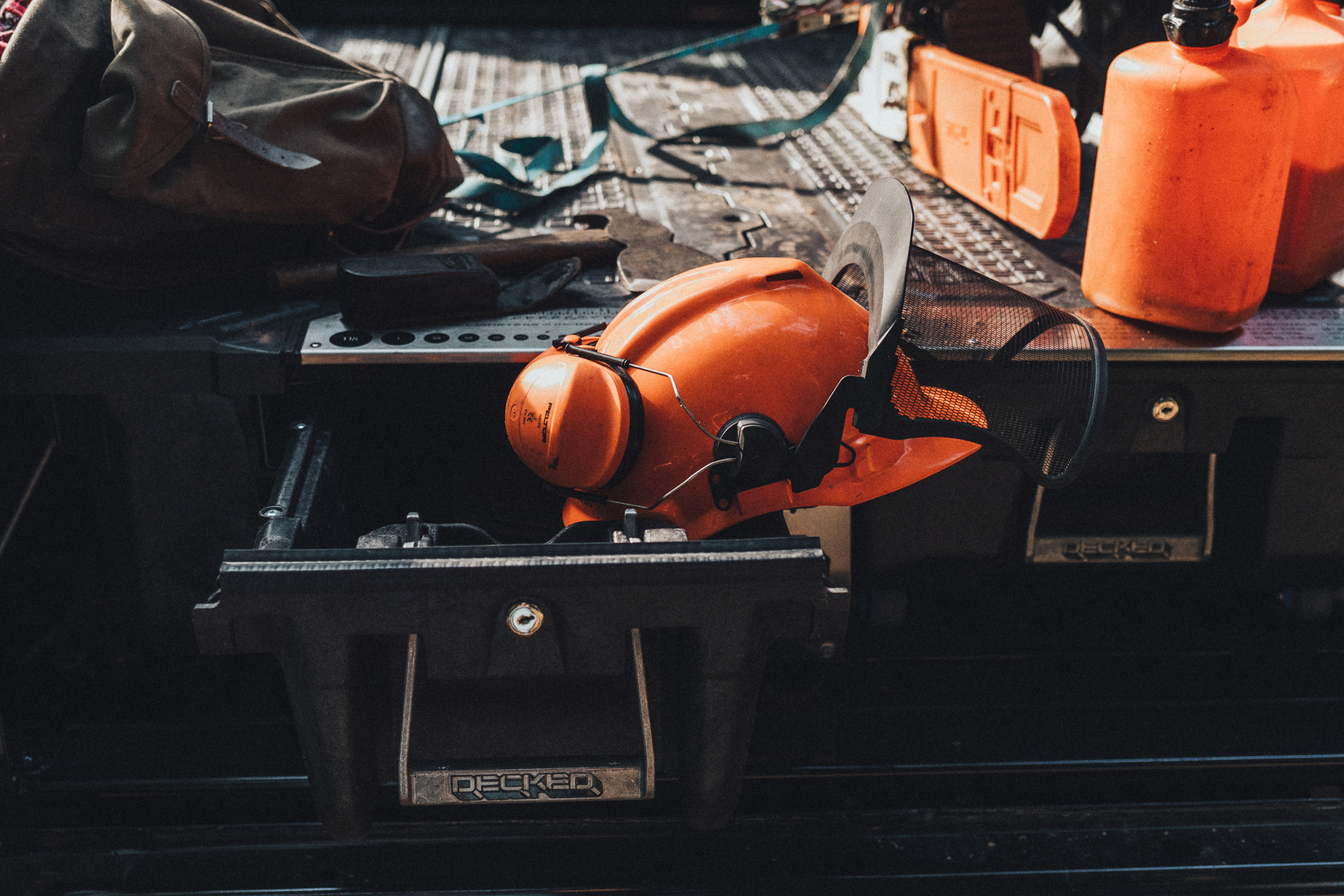 Ein Schubladensystem, das echt was aushält