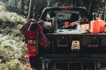 Decked Ladeflächenauszug für Pick-ups und Vans