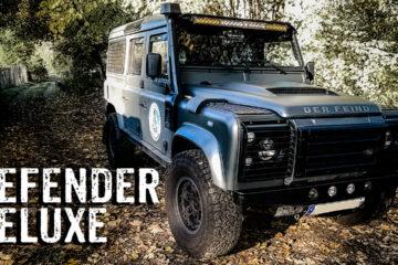 Land Rover Defender TD4 Familienfahrzeug mit den gewissen Extras - 4x4PASSION #226