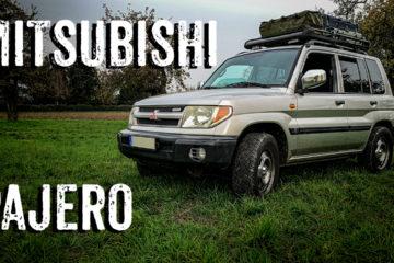 Mitsubishi Pajero Pinin 2.0 GDI als 4x4-Reisefahrzeug Roomtour - 4x4PASSION #220