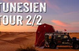 Tunesien-Offroad - Von Douz in die Wüste Sahara - Teil 2/2 - 4x4PASSION #224