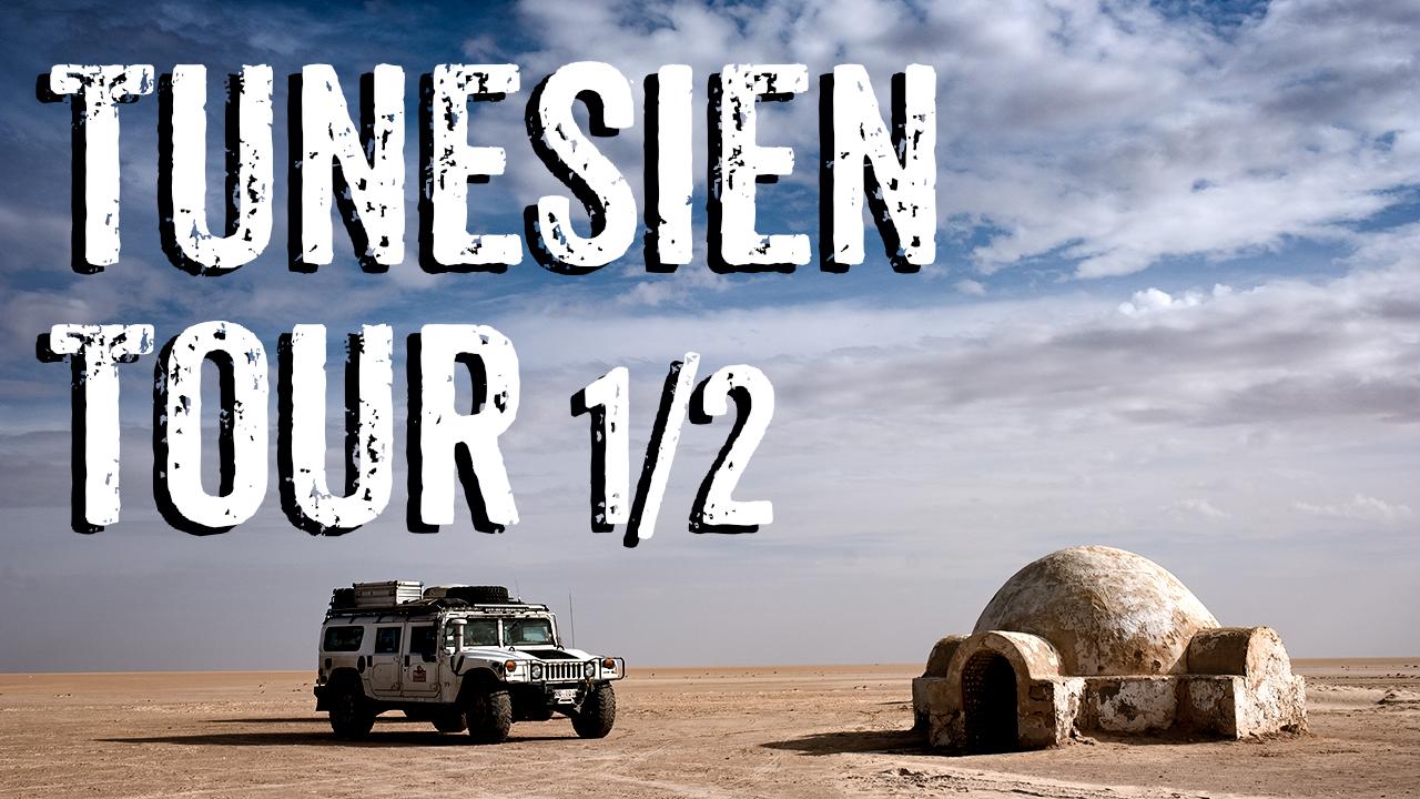 Tunesien-Offroad - Beduinen und Sternenkrieger - Teil 1/2 - 4x4PASSION #222