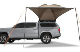 Markise für Pick-ups - Rhino Rack Dome 1300