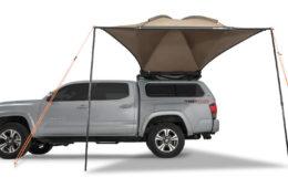 Markise für Pick-ups - Rhino Rack Dome 1300