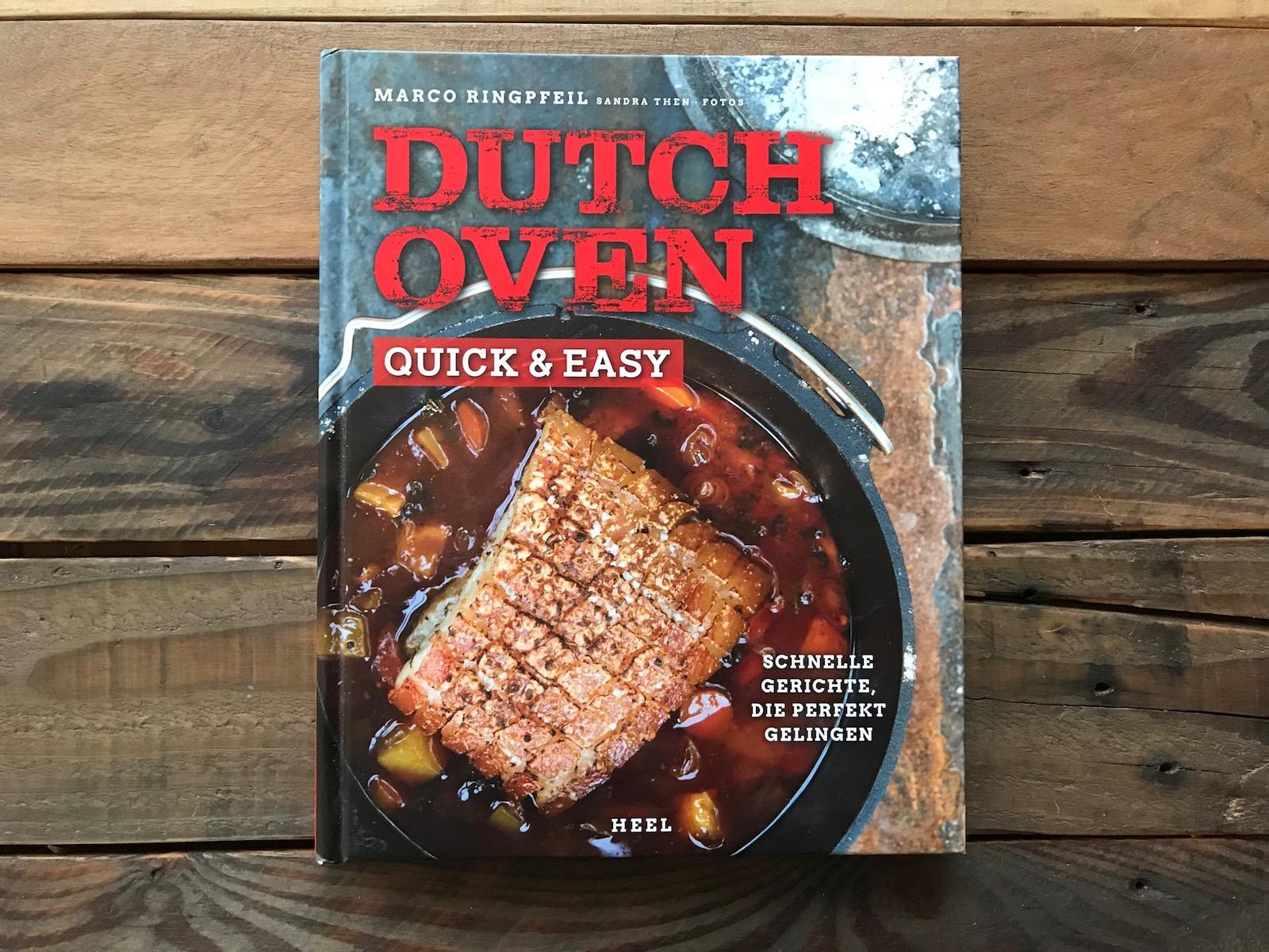 Buch Dutch Oven Quick & Easy