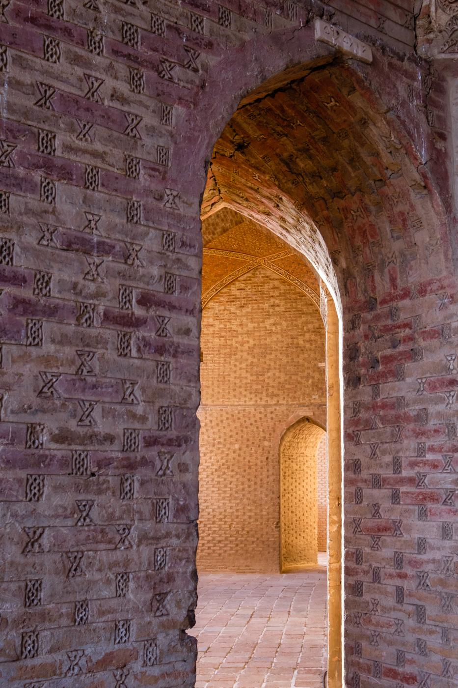 (2) Soltanyieh, Mausoleum des Öldjeitü