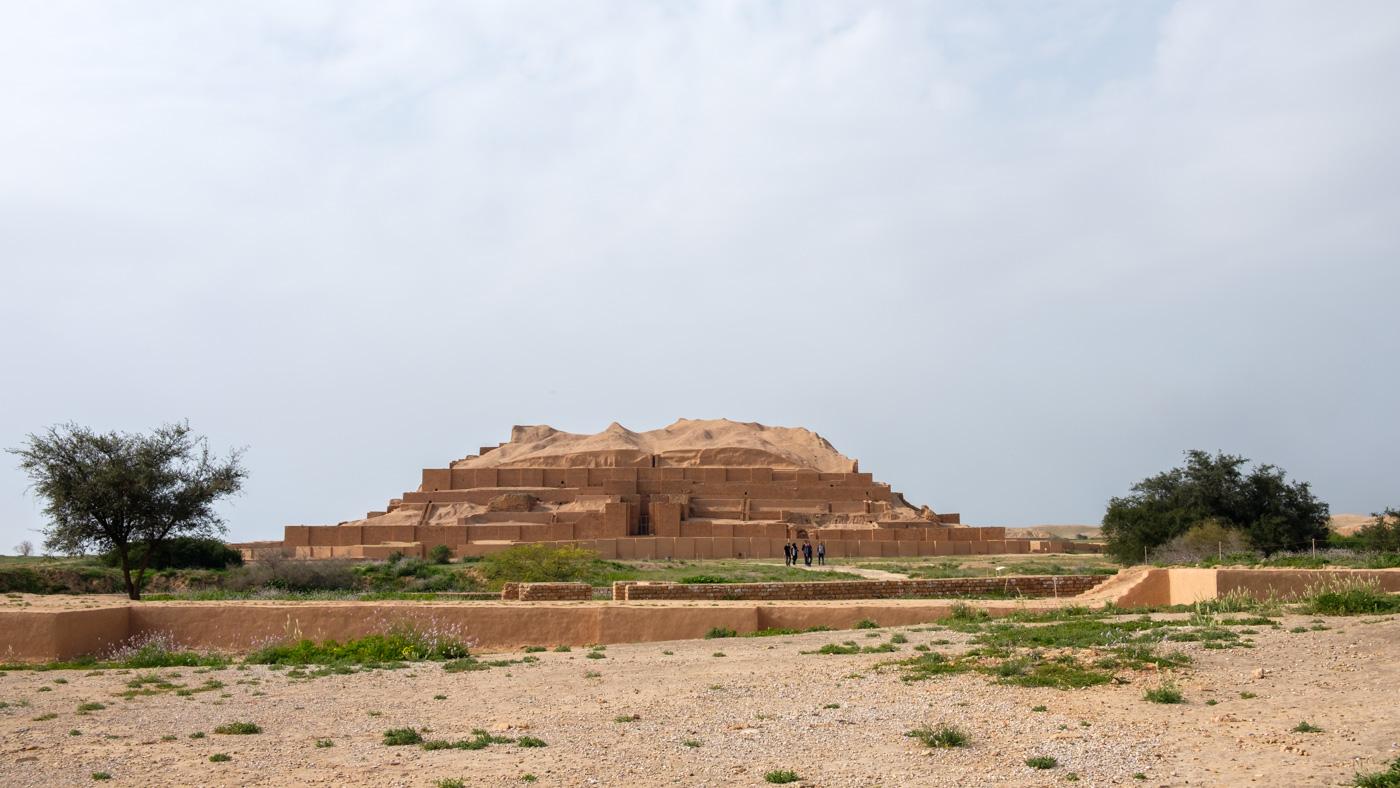 Iran abseits der Hauptrouten - (4) Schusch, Ruinenstadt Tschogha Zanbil