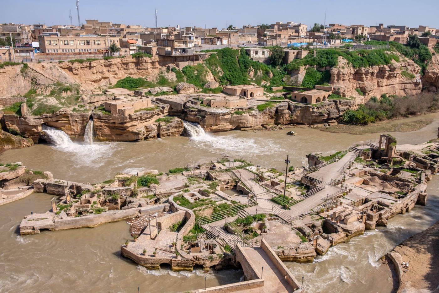 Iran abseits der Hauptrouten - (5) Schuschtar, historisches Bewässerungssystem