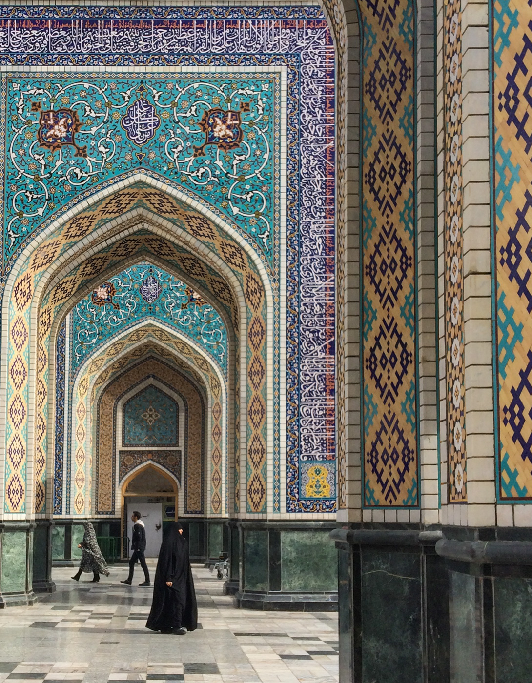 (9) Maschhad, Imam Reza Schrein