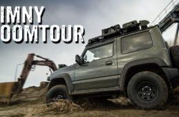 Suzuki Jimny GJ Roomtour - 4x4PASSION #228