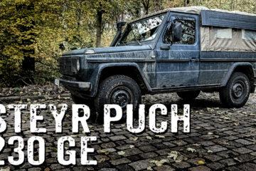 Steyr Puch 230 GE