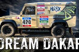 Land Rover Td5 Rallye-Ausführung Dream Dakar Defender Roomtour - 4x4PASSION #234