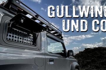 Gullwings und Schiebefenster - zu Besuch bei Explore Glazing - 4x4PASSION #231