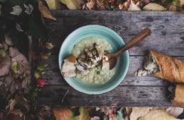 Rezept Kartoffel-Pastinaken-Suppe