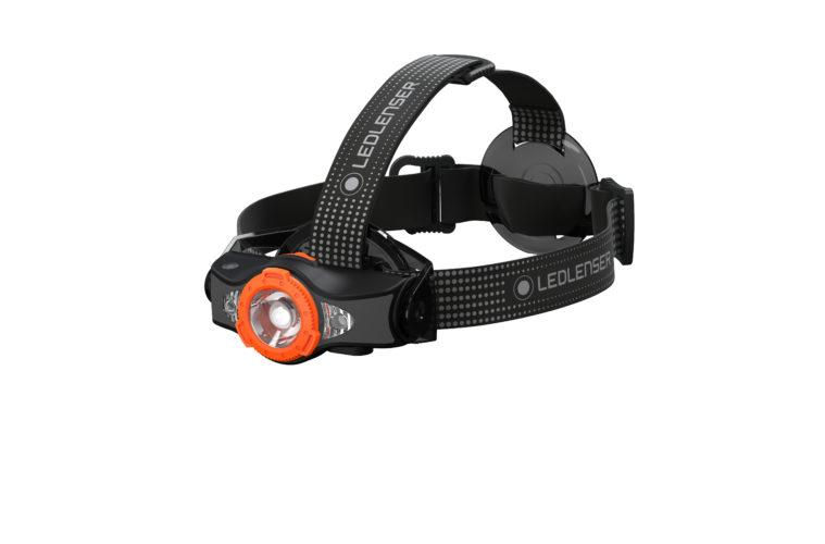Die Ledlenser Stirnlampe MH11.