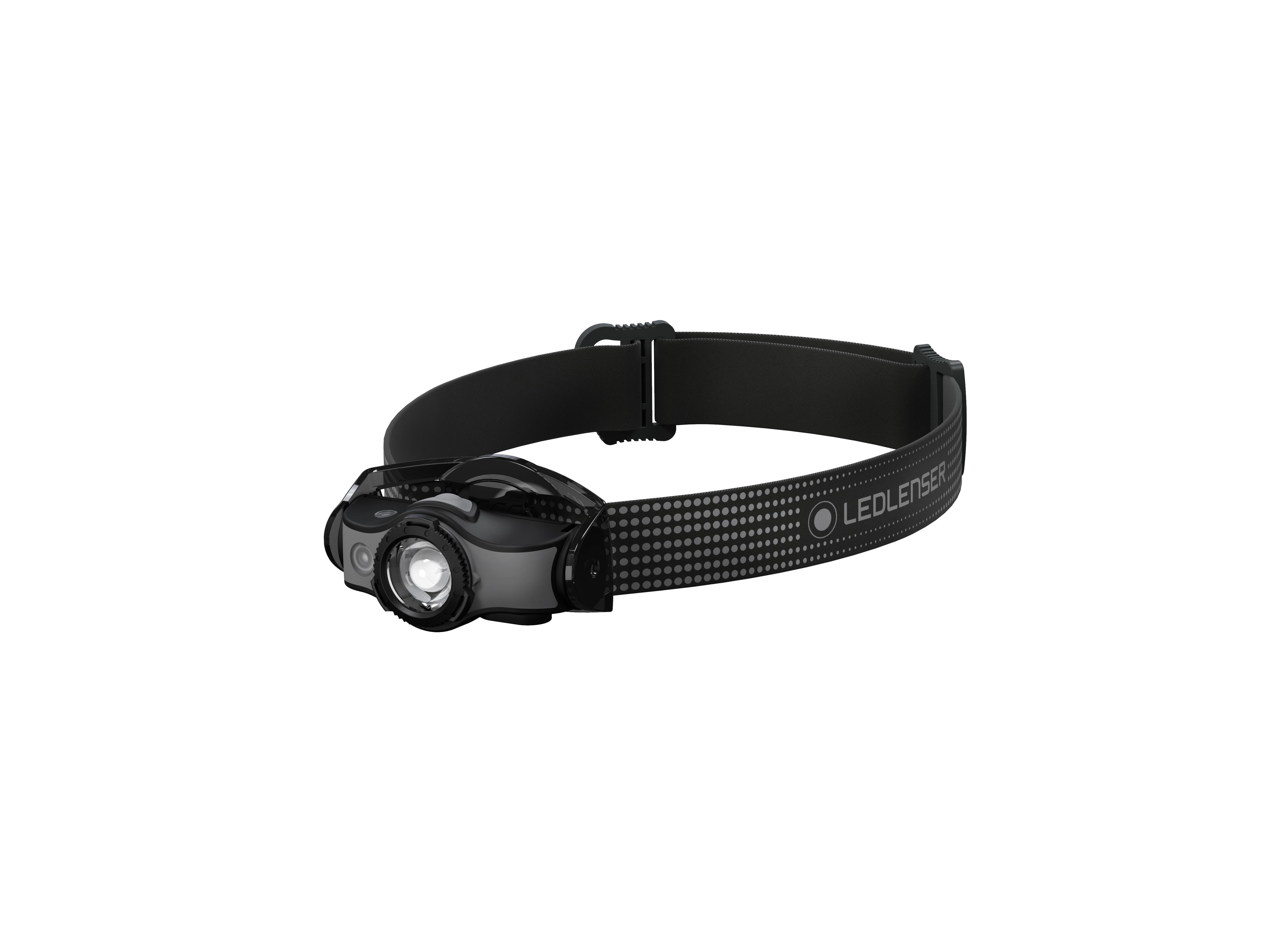 Ledlenser Stirnlampen - MH5 in schwarz