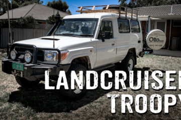 Toyota Landcruiser Troopy - 4x4PASSION #236