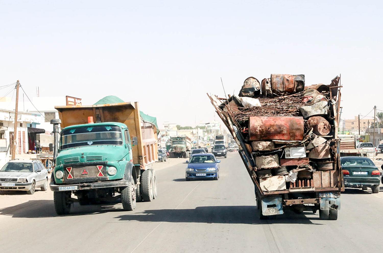 Mauretanien und Mali - Alles was fahren kann, fährt.