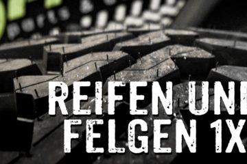 Reifen und Felgen 1x1 - 4x4PASSION #237