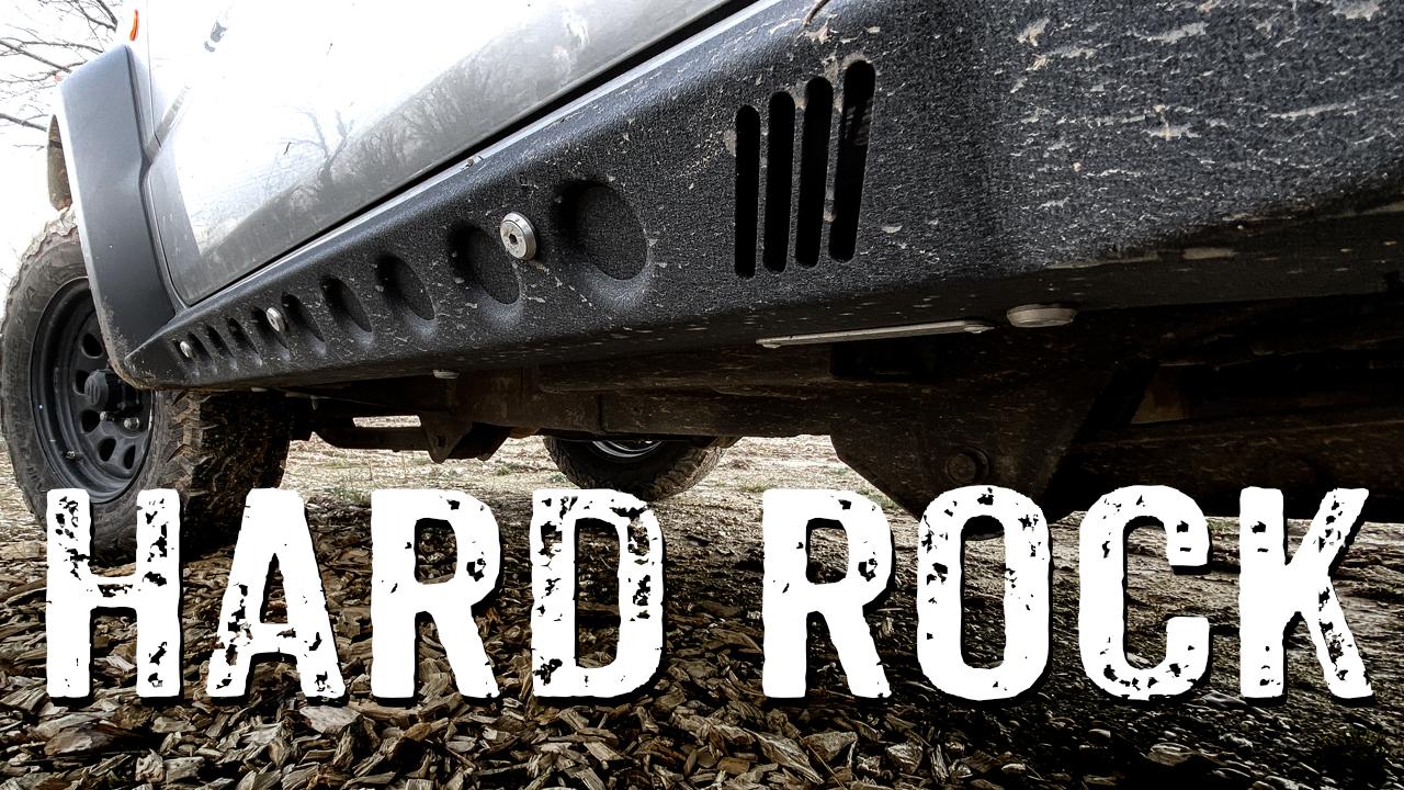 Jimny Rockslider von horntools - 4x4PASSION #235