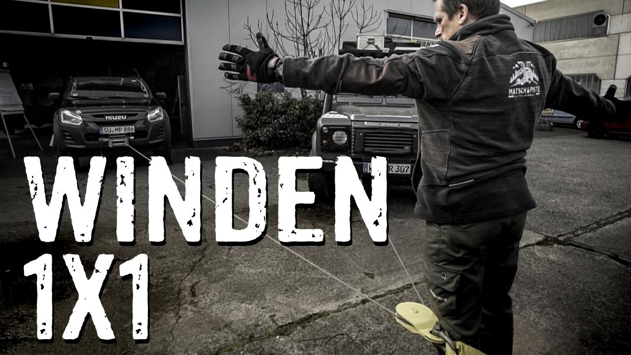 Winden 1x1 - 4x4PASSION #238