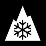 Das 3PMSF-Symbol für Winterreifen.