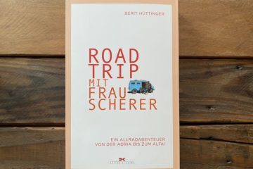 Buchvorstellung: Roadtrip mit Frau Scherer