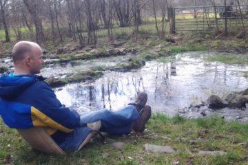 Outdoor-Stuhl von Dare to be different Outdoor