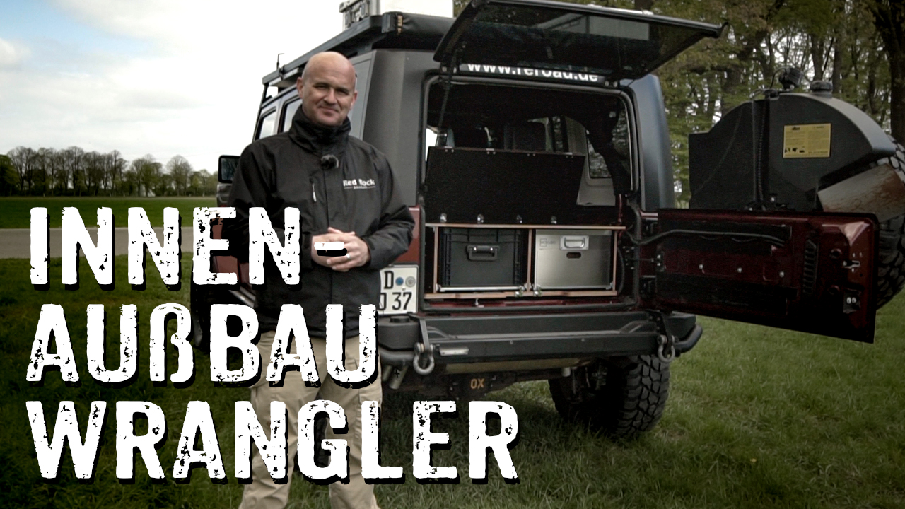 Innenausbau Jeep Wrangler - Flexplorer - 4x4PASSION #242