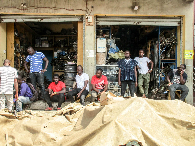 Ghana - Ein jeder ist Experte für alles…