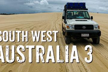 Mit dem Geländewagen durch South West Australia - Folge 3 - 4x4PASSION #247