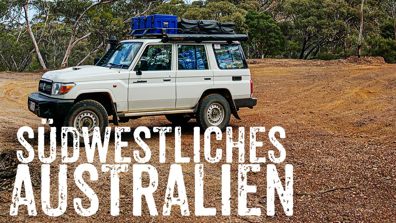 Mit dem Toyota J76 durch Australien - 4x4PASSION #243