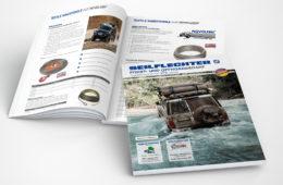 Druckfrisch: Der neue Offroad-Katalog 2020 von SEILFLECHTER.