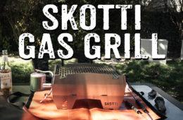 SKOTTI Gasgrill für überall - 4x4PASSION #241